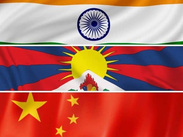 Flags_India_Tibet_China_UpdateNews360
