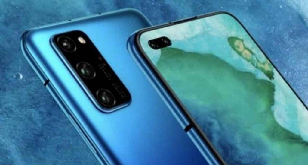 Honor V40 5G announced with Dimensity 1000+ SoC, 50MP triple cameras