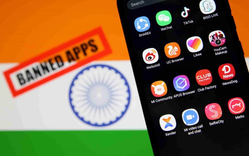 India to impose permanent ban on 59 Chinese apps, including TikTok