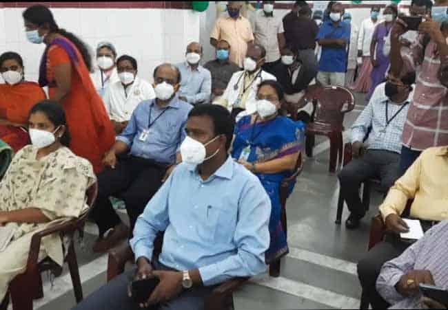 Kumari vaccine - updatenews360