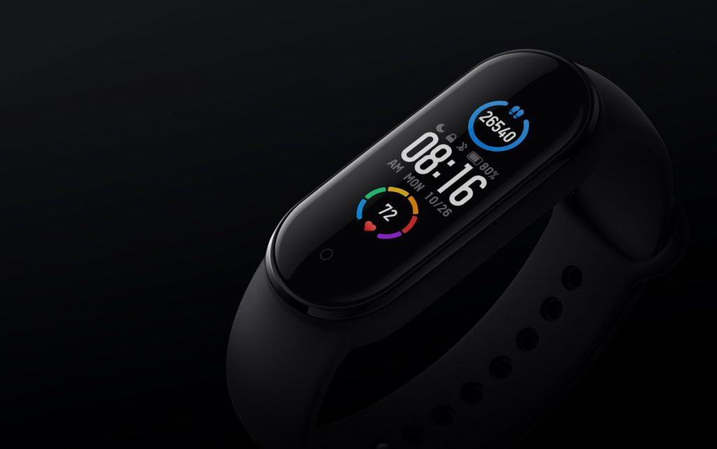Mi Band 6 to come with smart home devices support, built-in GPS receiver and more