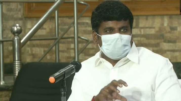 Minister Vijayabhaskar - Updatenews360