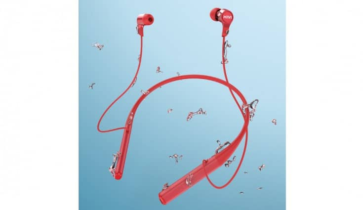 Mivi launches Collar 2 wireless earphone at an introductory price of Rs 1199