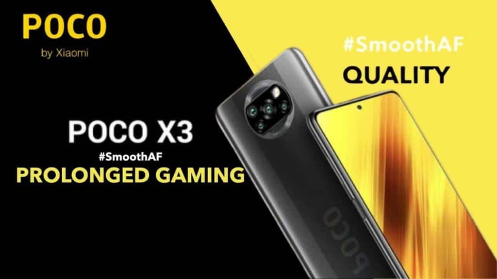 Poco to offer an exclusive single-day deal on Poco X3