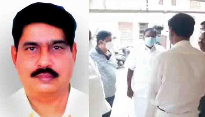 Pondy Bjp Mla dead -Updatenews360