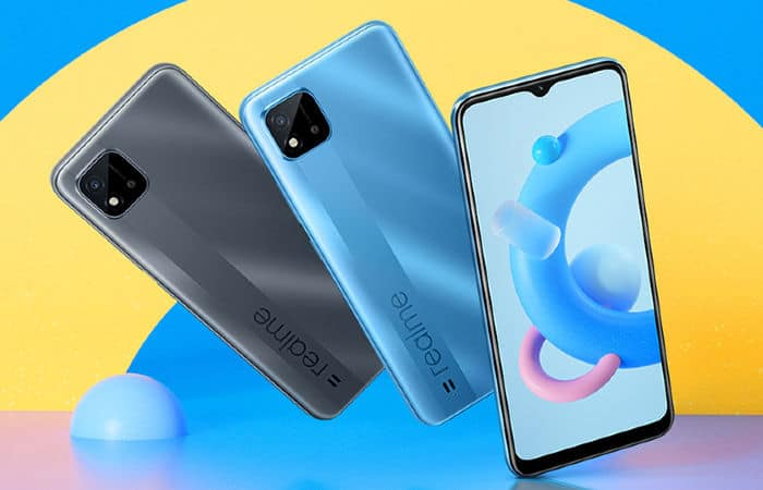 Realme C20 launched with 5000mAh battery, MediaTek Helio G35