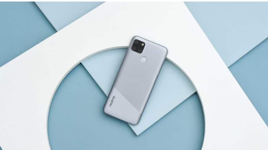 Realme launches 4GB, 64GB variant of Realme C12,