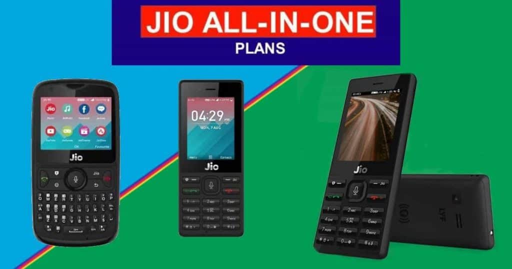 Reliance Jio removes Jio Phone plans