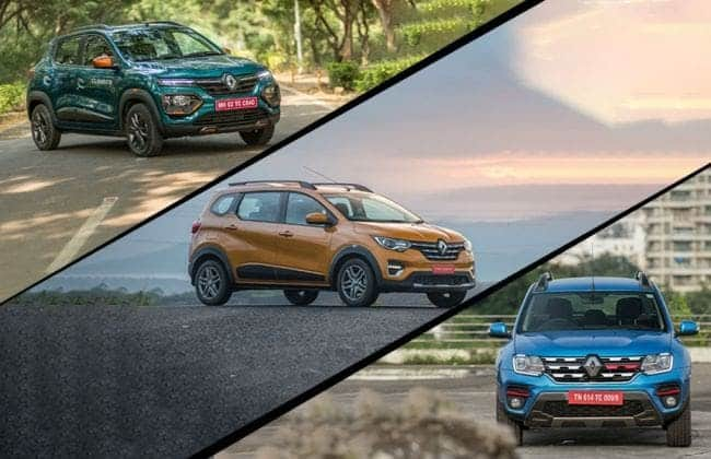 Renault announces discount offers for January 2021
