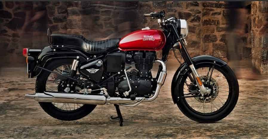 Royal Enfield Bullet 350 gets a price hike