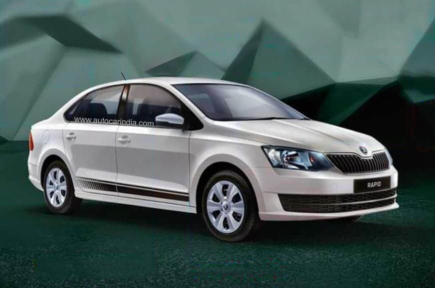 Skoda Rapid Rider Variant Relaunched In India