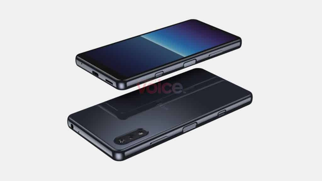 Sony Xperia Compact leaked render shows 5.5-inch display, dual rear camera