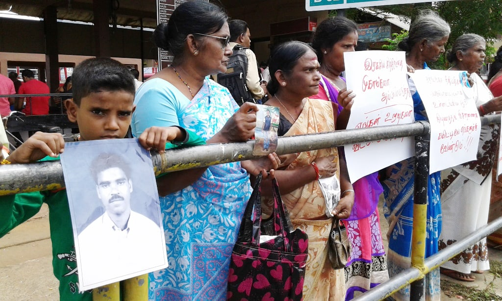 Srilankan_Tamils_Protest_UpdateNews360