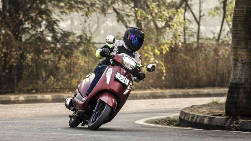 Suzuki Access 125 prices increased marginally