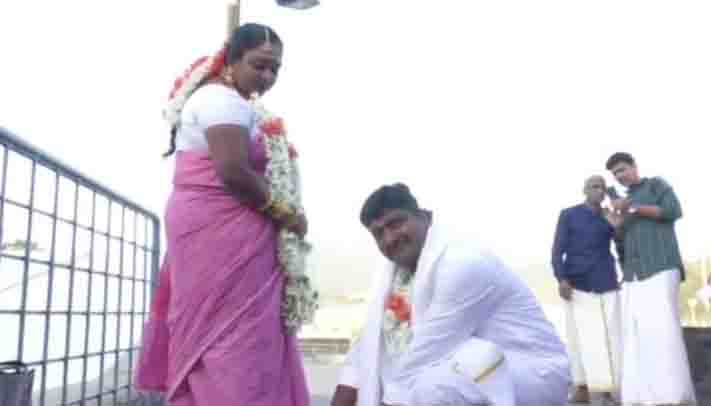 Thirupathi Marriage - Updatenews360