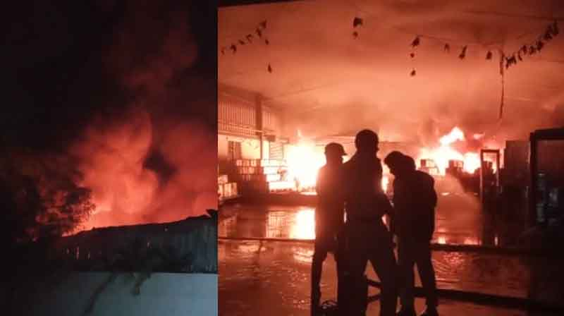 Vizhag Fire - Updatenews360