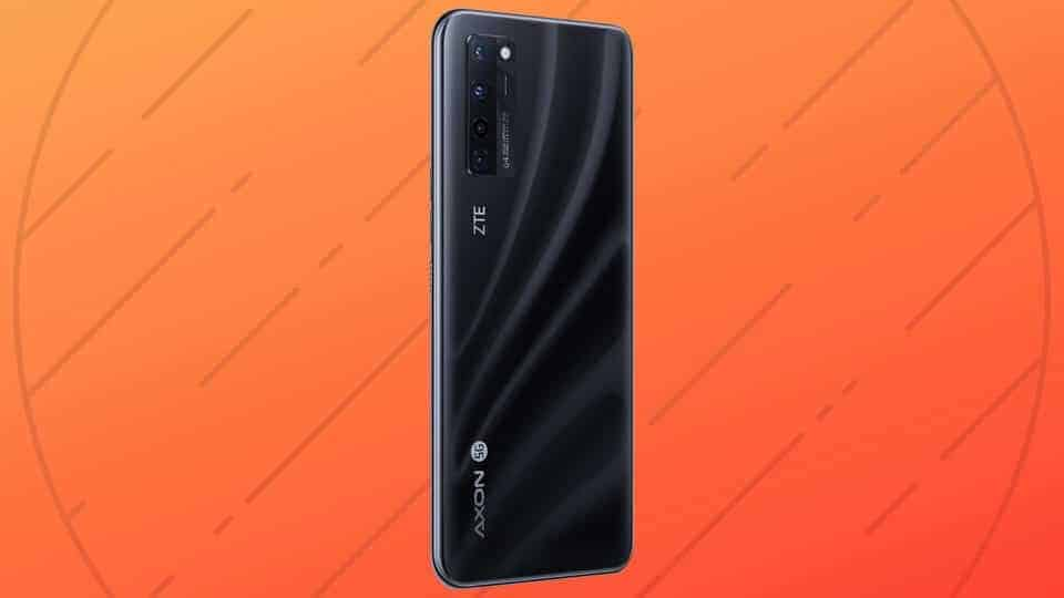ZTE Axon 30 5G teased with 200MP camera, Snapdragon 888 SoC and an unusual phone design