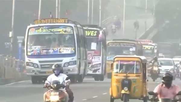 chennai traffic change - updatenews360