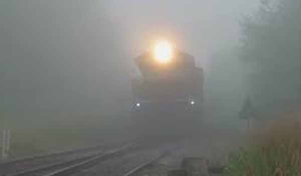 delhi fog - updatenews360