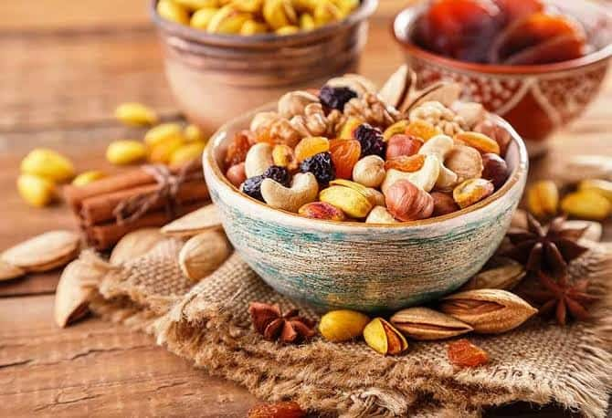 dry fruits - Updatenews360