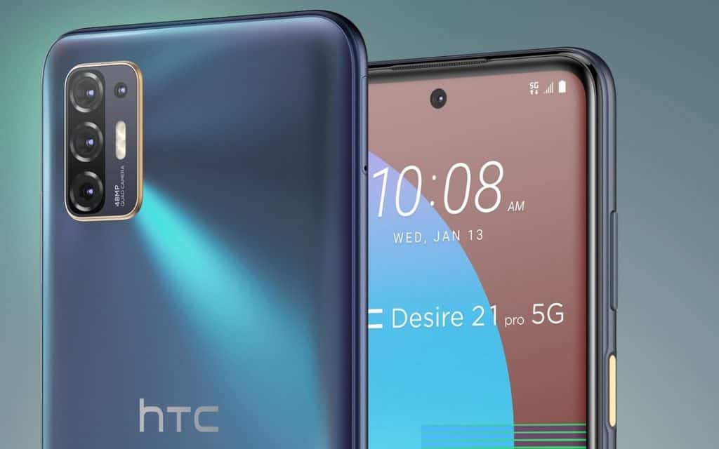 HTC Desire Pro 5G Powered By Snapdragon 690 SoC Silently Announced: Price, Specification