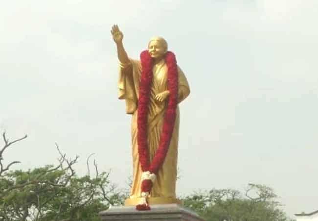 jayalalitha statue - updatenews360