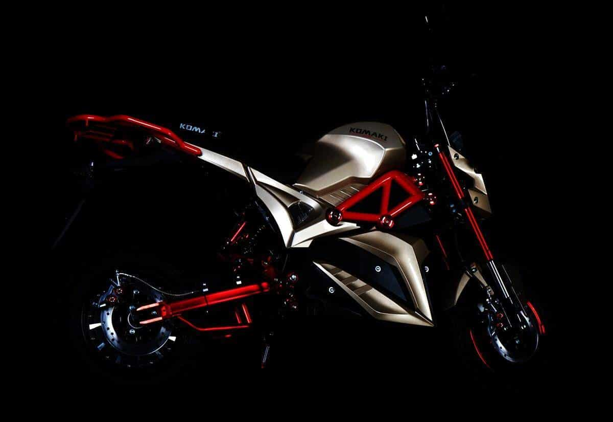 Komaki High-Speed Electric Two-Wheelers Launched In India