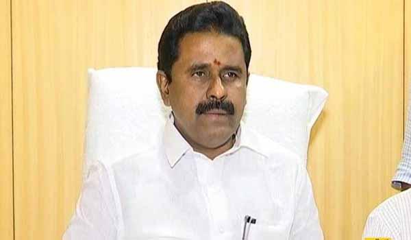 minister kamaraj - updatenews360