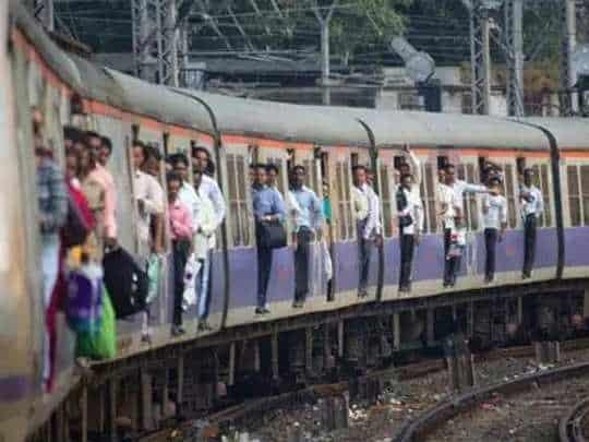 mumbai local train - updatenews360