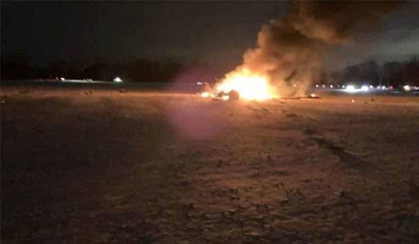 newyork flight crash - updatenews360