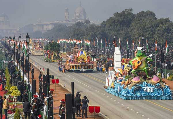 republic day parade - updatenews360