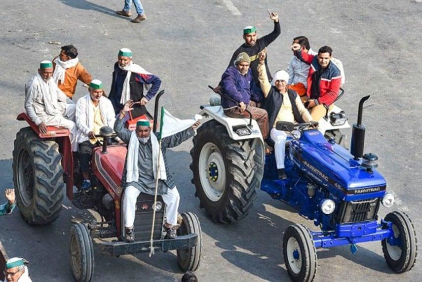tractor protest - updatenews360