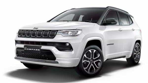 2021 Jeep Compass SUV Launched In India