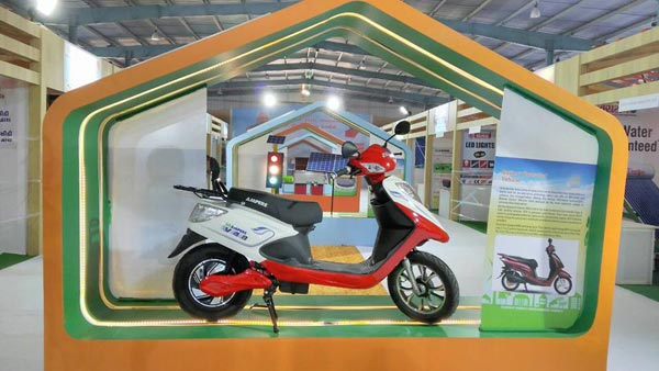 Ampere Electric Scooter Sales Cross 75,000 Units
