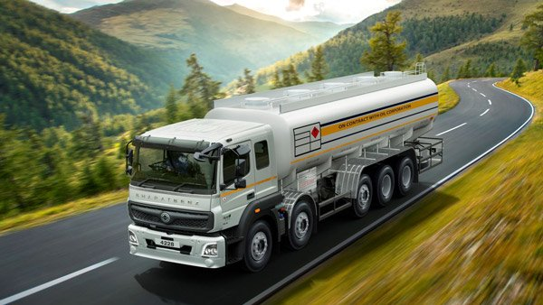 BharatBenz Introduces Eight New CVs To Its Product Lineup