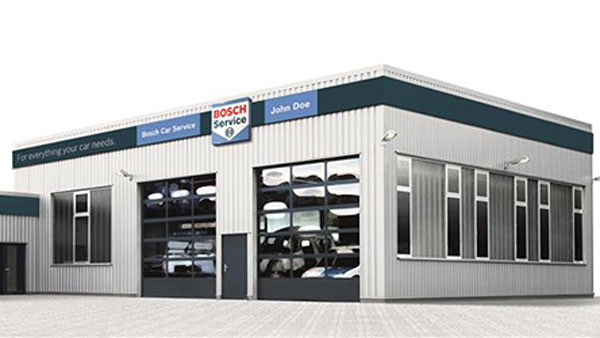 Bosch Opens India's Largest Multi-Brand Car Service Facility In Haryana