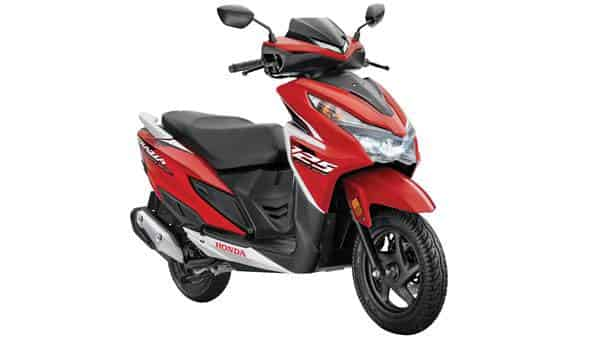 Honda Grazia 125 Sports Edition Launched In India