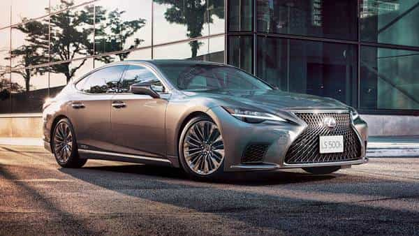 New Lexus LS500 Nishijin Launched In India