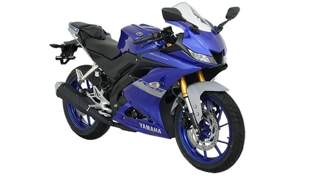 2021 Yamaha R15 V3 launched; gets new colours