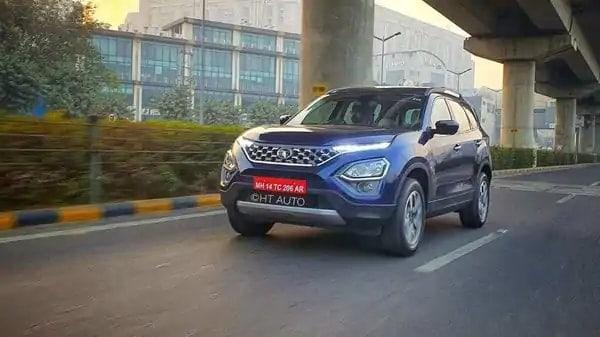 2021 Tata Safari launched in India starting at ₹14.69 lakh