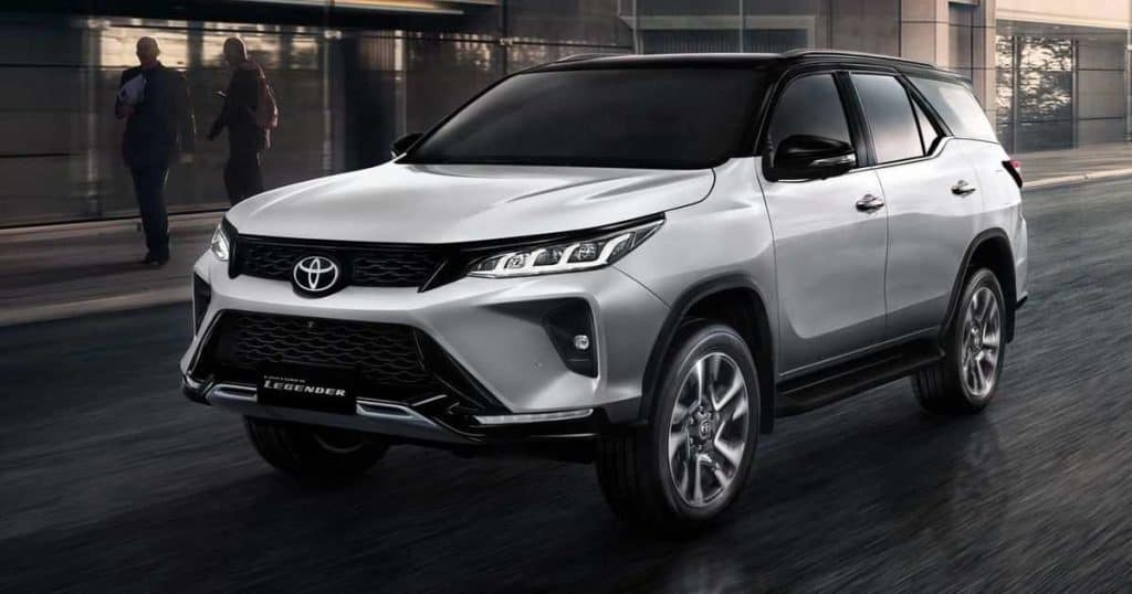 2021 Toyota Fortuner and Legender accumulates over 5,000 bookings within a month of its launch