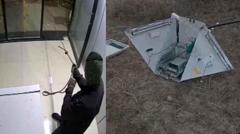 ATM Machine Theft- Updatenews360