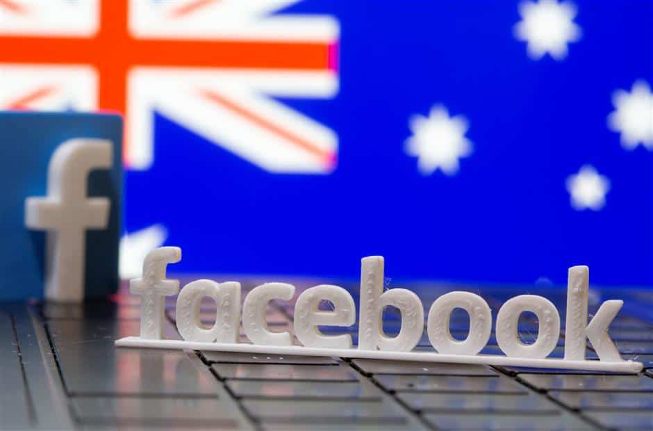 Australia passes new law requiring Facebook and Google to pay for news