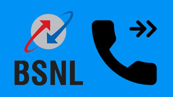 BSNL Offering Free Call Forwarding Services To Prepaid Users