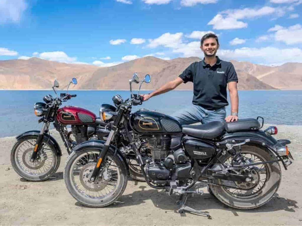 Benelli Imperiale 400 price reduced by Rs 10,000 in India