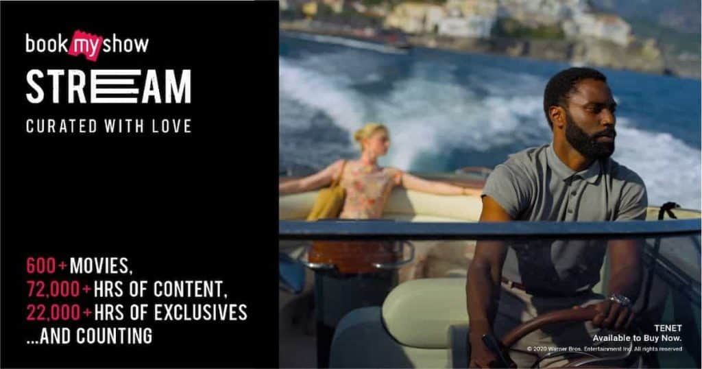 BookMyShow Launches Video-On-Demand Streaming Platform; Offering Content On Rent
