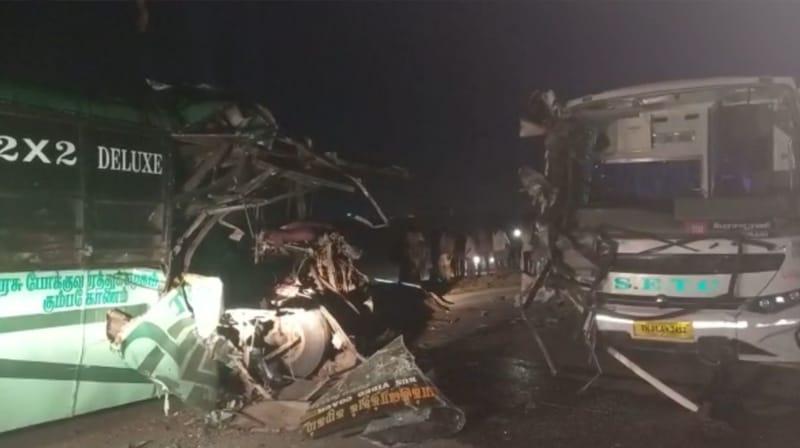 Bus Crash Accident - Updatenews360