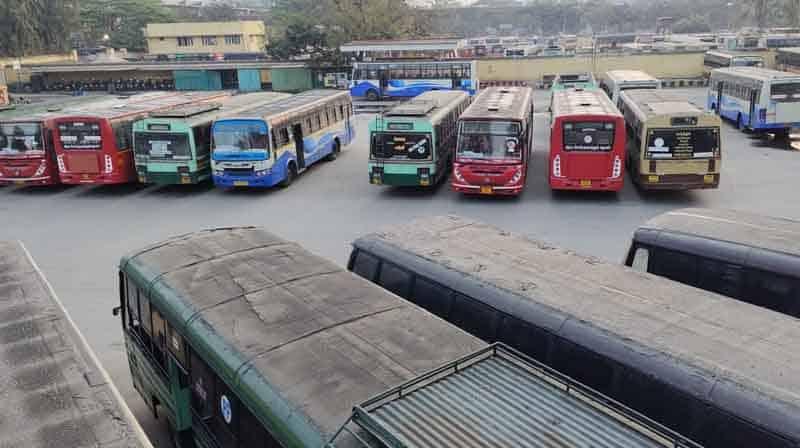 Cbe Bus strike - Updatenews360
