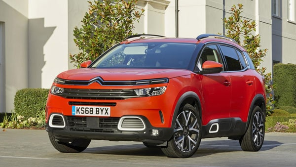 Citroen C5 Aircross SUV Unveiled The First Product From The French Brand Is Finally Here, Almost!