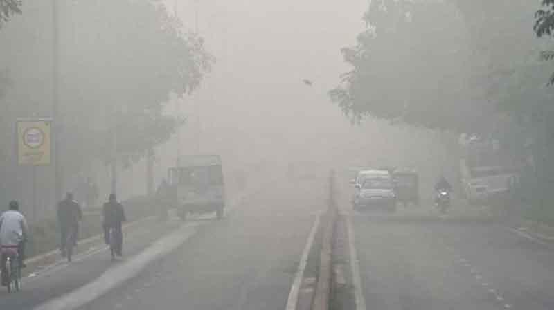 Delhi Fog- Updatenews360